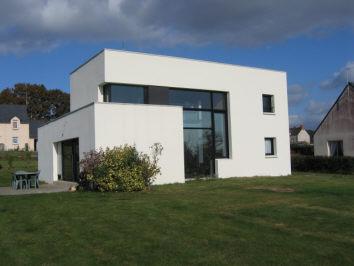 Intermediaire - Maison bretonne moderne ...